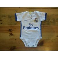 Harga baju kaos bola bayi anak perempuan laki lucu i real madrid | antitipu.com