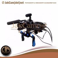JC07 | TASCAM DR DR-60D Mk II Linear PCM Recorder for DSLR Filmmaking
