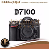 JC07 | Nikon D7100 DSLR Camera (Body Only)