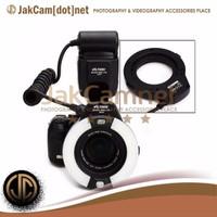 JC03   Viltrox JY-670 Macro Ring Flash