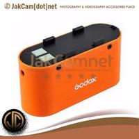 JC04 | Godox Propac PB960 Extra Power Pack Battery Chamber ORANGE for