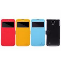 NILLKIN Fresh Leather Case Samsung Galaxy Mega 6.3 i9200 | Flip cover