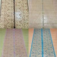 Jual Tirai Pintu Magnet Anti Nyamuk Motif Batik Murah