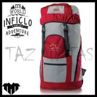 tas gunung ransel carrier adventure NO eiger consina travel bag hiking