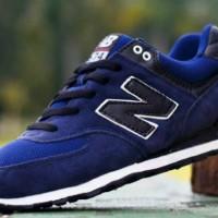 harga Best Selling! Sepatu Pria Sneakers New Balance Encape 574 Import Tokopedia.com