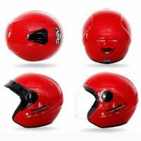 helm srv full colour merah