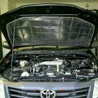 Toyota Hilux peredam suara dan panas