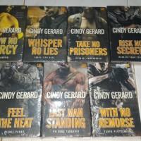 Seri Black Ops Cindy Gerard 1-7 Show no mercy Last man standing Risk