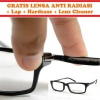 Harga termurah.. (frame+Lensa) Frame Kacamata PORSCHE Design P6001
