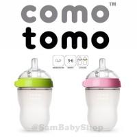 Jual Comotomo Single 250 ( Green / Pink ) Como Tomo Bottle Baby Murah