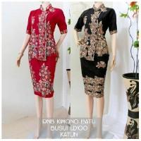 Jual Setelan Batik Kimono Batu Pendek,setelan kerja,batik murah,baju wanita Murah