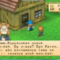 PC GAME HARVEST MOON BACK TO NATURE BAHASA INDONESIA