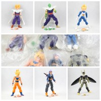 Paket SHF Goku Cell Piccolo Gohan Trunks Vegeta DRAGONBALL Figure NEW