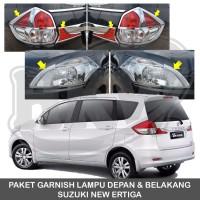 harga Paket Garnish Depan Belakang Reflektor Ertiga New 2015 Tokopedia.com