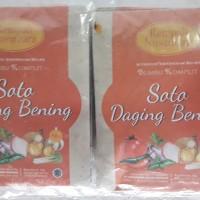 Rempah Nusantara Bumbu Soto Daging Bening 50gr