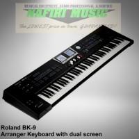 Keyboard Roland BK9 / BK-9 / BK 9 Garansi Resmi harga murah!