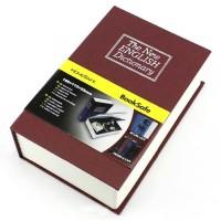kotak penyimpanan buku rahasia size L/mini safety box/brankas portabel