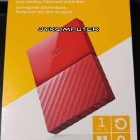 HDD External WD MY PASSPORT Ultra 1 TB - NEW