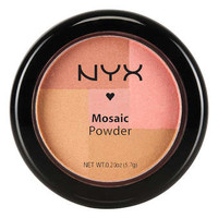 NYX Cosmetics Mosaic Powder Blush - Dare
