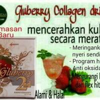 Jovem Gluberry Colagen, Pencerah, awet muda, sehat