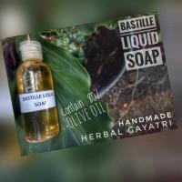 Bastille Liquid Soap 60 ml / Sabun cair zaitun 60 ml