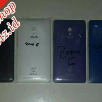 Backdoor Hp Asus Zenfone 6 inchi Tutup Baterai Backcover Backcase