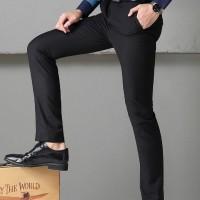 Jual Celana Panjang Formal Slimfit / Kerja / pria Kantor Slim Fit Murah