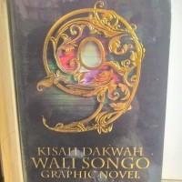 Kisah Dakwah Wali Songo Graphic Novel