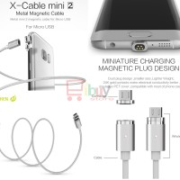 harga Wsken Mini 2 Magnetic Fast Charging Cable - Micro Usb Plug For Android Tokopedia.com
