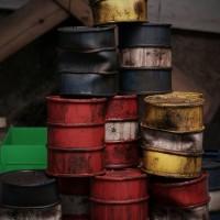 1/12 custom oil drum