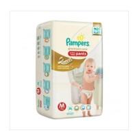 harga Pampers Premium Care Pants - M46 Popok Diapers Bayi Anak Murah Tokopedia.com