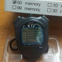 Stopwatch KTJ 60 Memory Sport Watch - High Quality