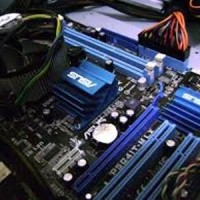 Motherboard G41 ddr3 Asus/Gigabyte + Quad Core Q9550 + Fan