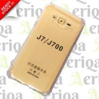Case Anti Crack / Shock Samsung Galaxy J7 J700 - Air Cushion Jelly