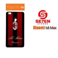 Casing Xiaomi Mi Max ac milan 3 Custom Hard Case Cover