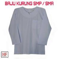 Seragam Kurung / Baju Kurung Padang SMP SMA