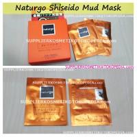 Jual Shiseido naturgo masker lumpur Limited Murah