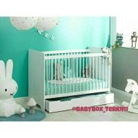 Box bayi. Baby box. Tempat tidur bayi model jari jari