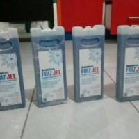 Ice Pack Blue FrizJel, Freezer Portable Pengganti Es Batu