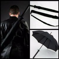 Jual Payung Samurai Payung pedang gagang samurai Umbrella katana ninja Mura Murah