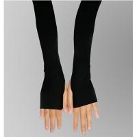 manset tangan / handsock jempol polos