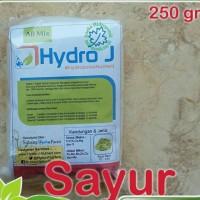 Nutrisi Hidroponik (Sayur) AB Mix Hidro J 250 gr Pekatan 500ml