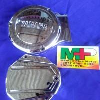 cover tutup blok magnet dan oli samping rx king spesial cobra yt115