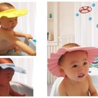 Topi Mandi / Keramas Bayi dan Anak / kids / kid shower cap