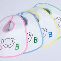 Slaber (Tadah iler / bib) Plastik Jumbo Bayi B0039