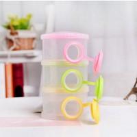Kontainer Susu / Tempat susu bayi / Kotak susu Bayi 3 LAYER B8039