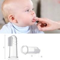 B8059 Baby Finger Toothbrush Sikat Gigi Bayi