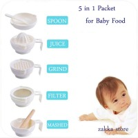 Tempat Buat Makanan tuk Baby Packet 6in1