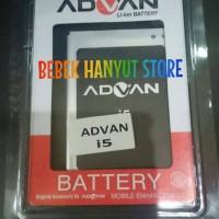 Baterai Advan i5 Original OEM/Battery/Batrai/Batre,Ori,HP