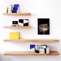 rak floating shelf DECOSHEET minimalis